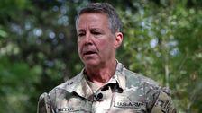 Top US Commander Gen. Scott Miller To Exit Afghanistan Amid Taliban Surge
