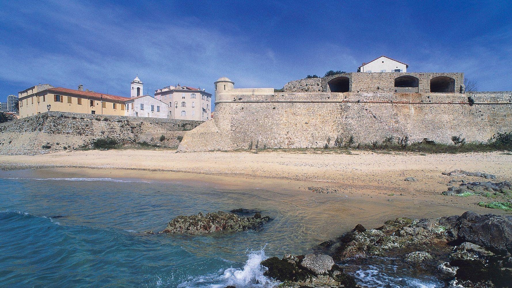 La citadelle d'Ajaccio ouvre enfin au public, 530 ans après