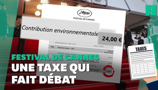 24 euros pour la planète: pourquoi le Festival de Cannes a fait payer ses