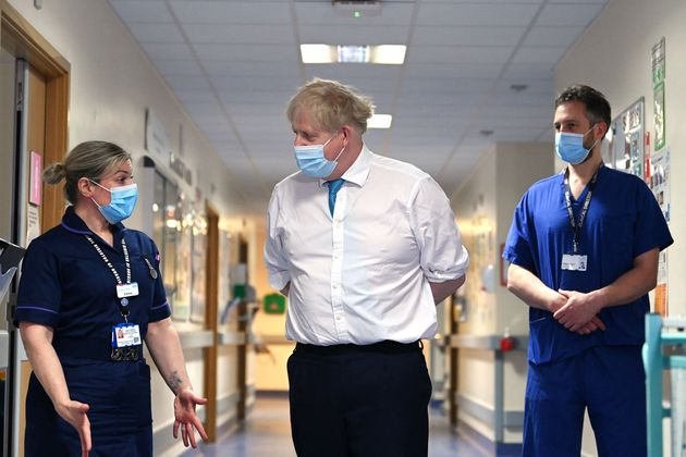 Covid Hospitalisations Likely To Hit 'At Least' 1,000 A Day, Warn Sage