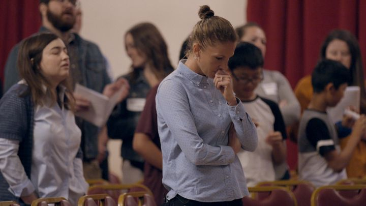 """""""Pray Away,"""" directed byKristine Stolakis, premiered at the 2021 Tribeca Film Festival."""