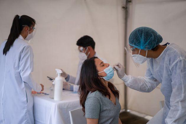 Les tests PCR seront payants à partir de l'automne, sauf prescription médicale (Photo