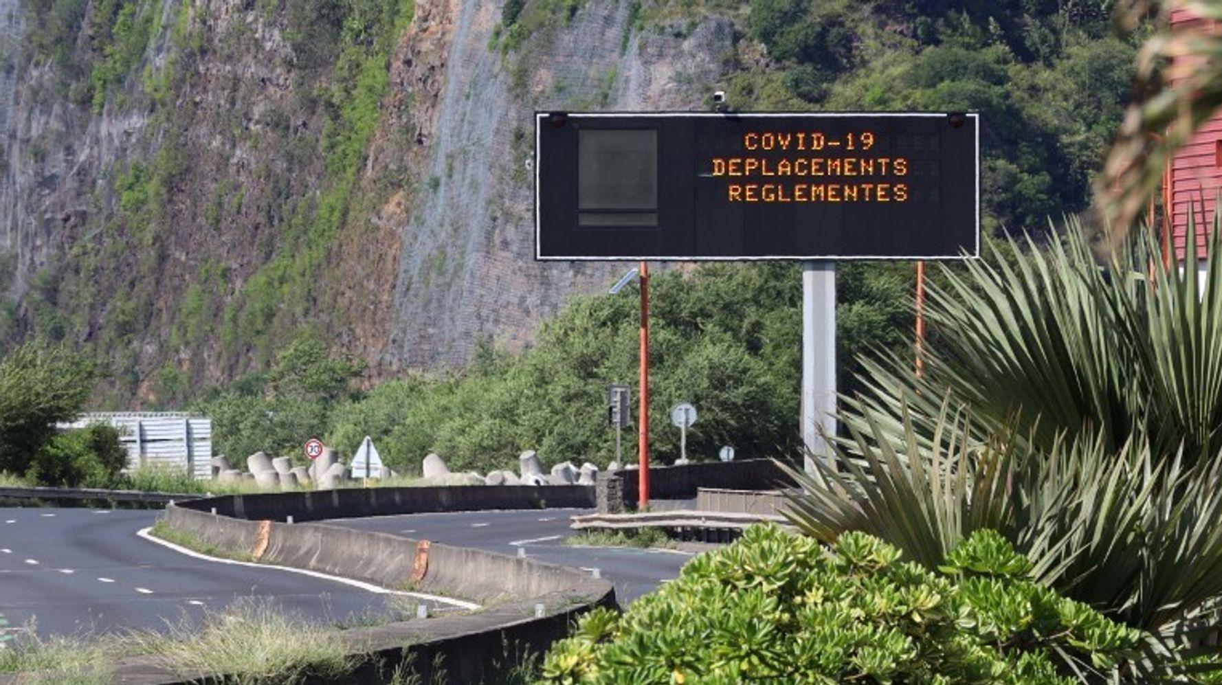 Face au Covid-19 en Martinique et à La Réunion, le couvre-feu de retour