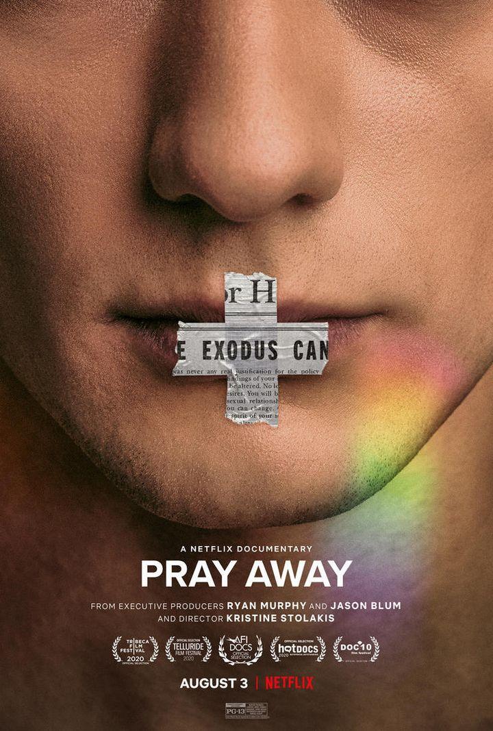 """Pray Away"" hits Netflix Aug. 3."