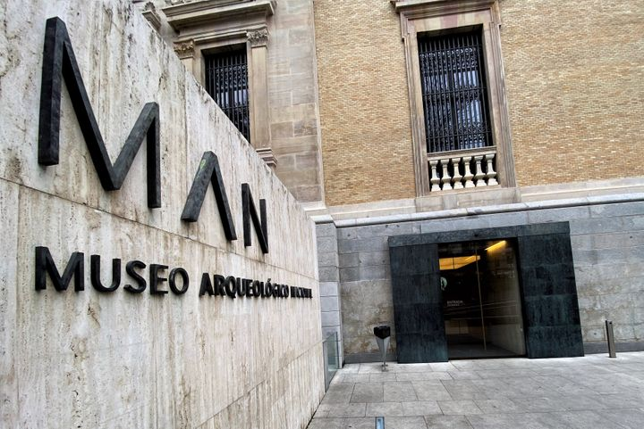 Museo Arqueológico Nacional.