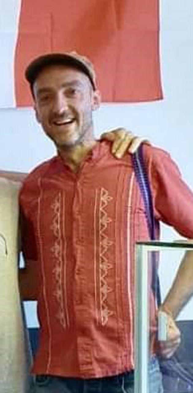 Il volontario bresciano Michele Colosio, ucciso in strada in Messico, in una foto tratta dalla pagina facebook 'Casa de Salud Comunitaria Yi' bel ik' Raiz del Viento', 13 luglio 2021. FACEBOOK ++ATTENZIONE LA FOTO NON PUO' ESSERE PUBBLICATA O RIPRODOTTA SENZA L'AUTORIZZAZIONE DELLA FONTE DI ORIGINE CUI SI RINVIA++