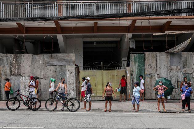 Συσσίτιο στις Φιλιππίνες