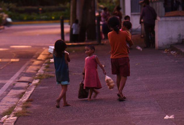 Οικογένεια στις Φιλιππίνες