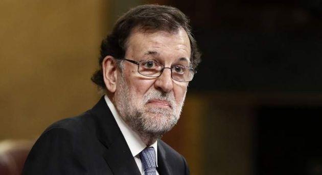 Mariano Rajoy, expresidente de