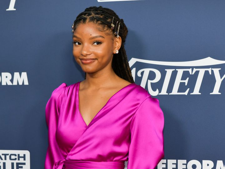 Halle Bailey attends Variety's Power of Young Hollywood at The H Club Los Angeles on Aug. 6, 2019.