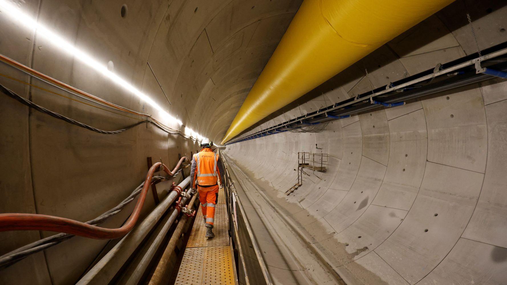 La ligne 16 du métro du Grand Paris ne sera pas prête pour les JO 2024