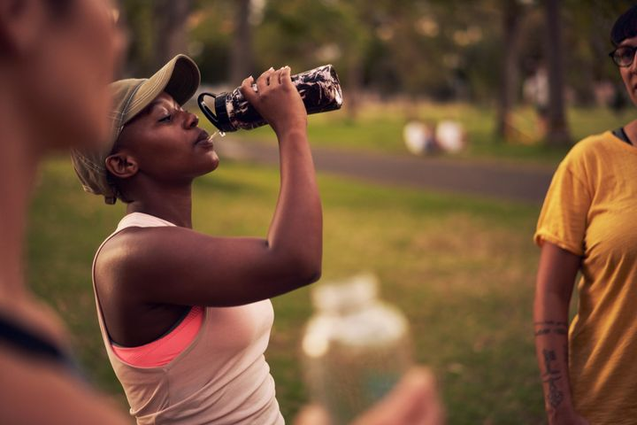 Depending on your dehydration status, water may not even be the best choice for replenishing your fluids.