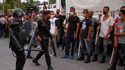 Cuba confirma el primer muerto en las protestas, que rebaja a