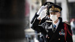 La présence de Didier Lallement dans la promotion de la Légion d'honneur fait