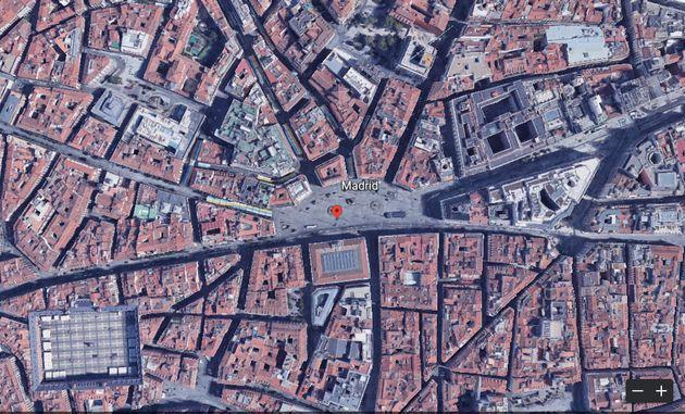 Imagen aérea de