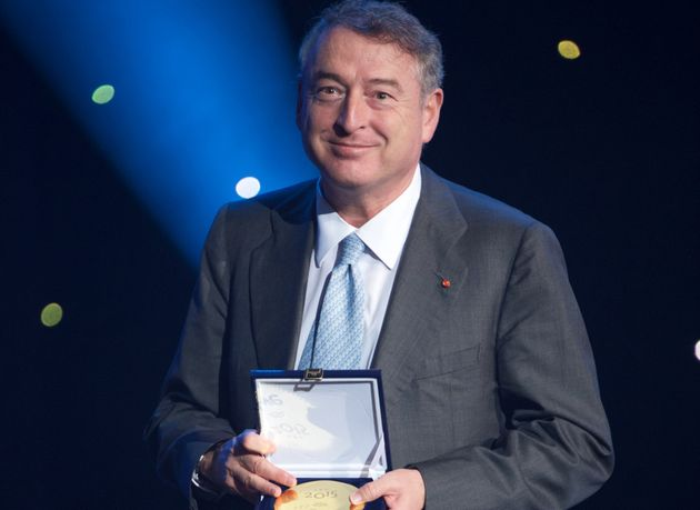 El periodista José Antonio Sánchez recibe el premio José María Forqué, en
