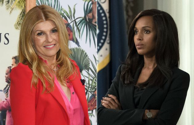 Connie Britton and Kerry