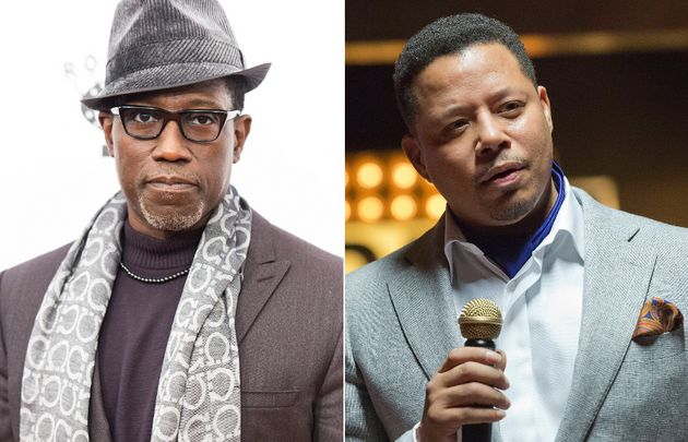Wesley Snipes and Terrence