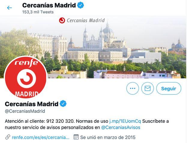Cercanías Madrid en