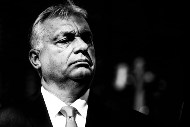Viktor Orban, the Prime Minister of Hungary, is photographed during the Visegrad Group Heads of State meeting in Katowice, Poland on June 30, 2021. The meeting concluded V4 Polands presidency and passed it to Hungary. (Photo by Beata Zawrzel/NurPhoto via Getty Images)
