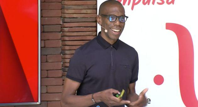 Chris Mack, director de desarrollo creativo en Netflix.