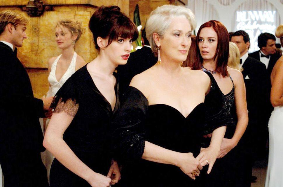 Andrea Sachs and Miranda Priestly are fictional characters, but just how fictional?