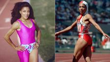 Photos Of Flo-Jo's Style — And Nail — Evolution, From Bold To Bolder
