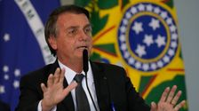 Brazil's Far-Right President Admitted To Hospital… For Hiccups
