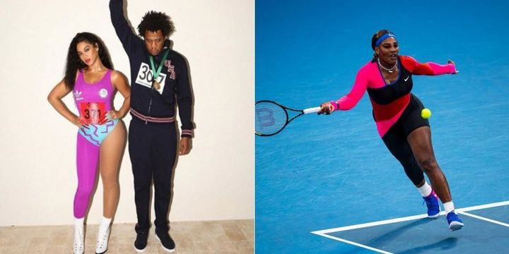 Beyoncé dressed up as as Griffith Joyner for Halloween in 2018. (The singer's husband, Jay-Z, dressed as Olympic gold medalist Tommie Smith.) In 2021, Serena Williams paid homage to Flo-Jo in an asymmetrical tennis unitard.