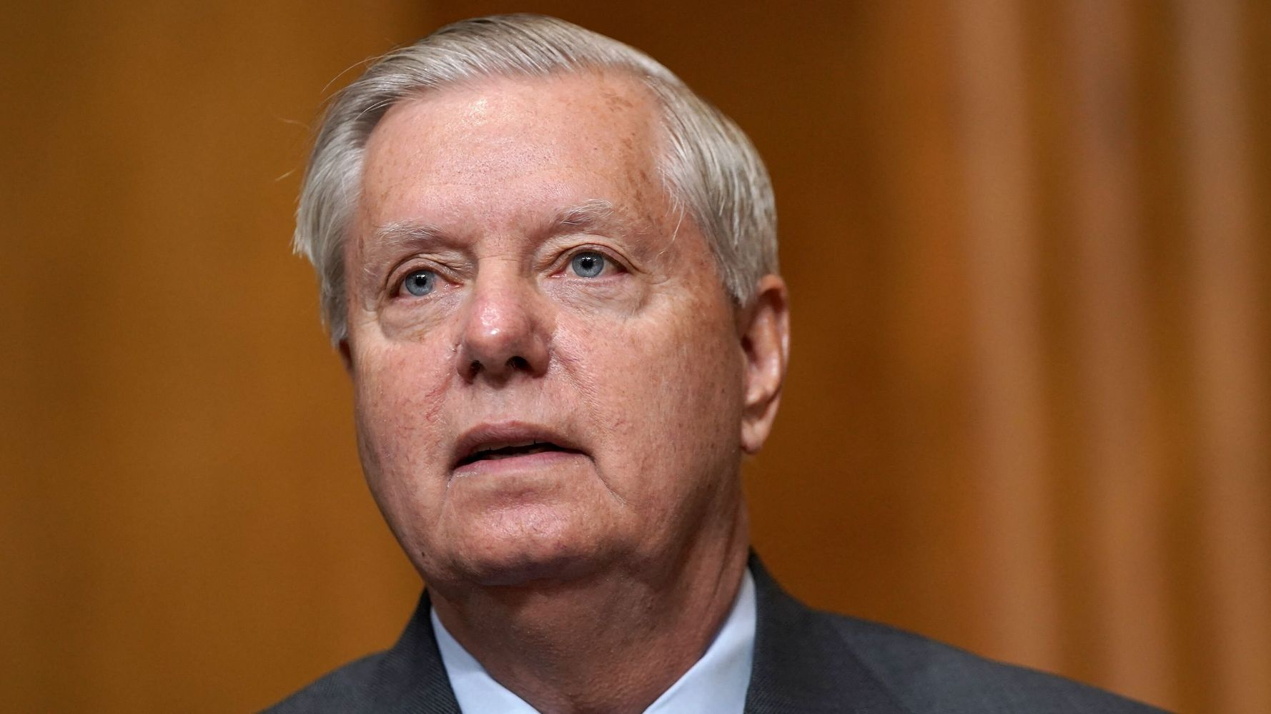 'Get A Grip': Lindsey Graham Smoked For Declaring He'd Go To Battle For Chick-Fil-A