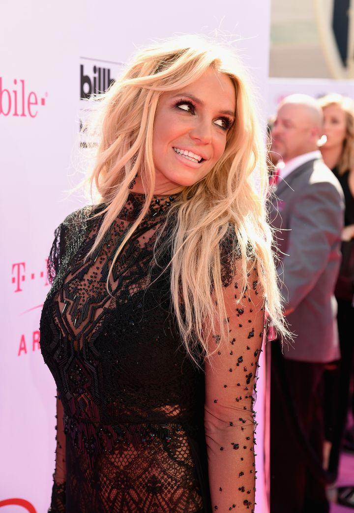 Britney Spears in 2016.