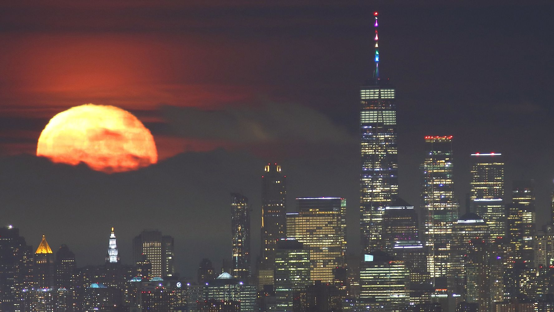 Oh Great, Now We Have To Worry About A Potentially Devastating 'Moon Wobble'