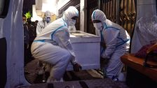 Global Coronavirus Cases And Deaths Rise, Dampening Hopes For A Return To Normal