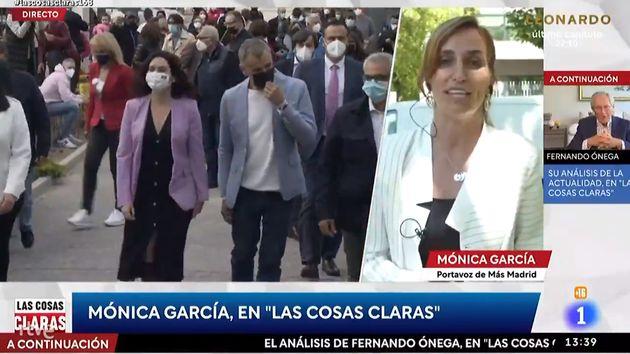 Mónica García responde a Toni