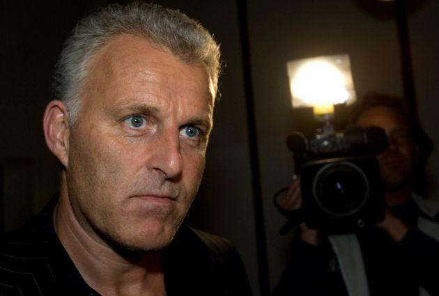 Le journaliste Peter R. de Vries le 31 janvier 2008 à