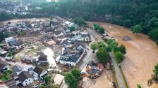 Over 30 Dead Amid Heavy Flooding In Germany And Belgium