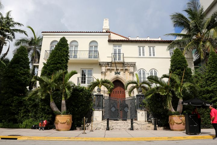 The Versace mansion on Sept. 17, 2013, in Miami.