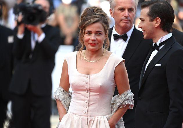 Festival de Cannes 2021: Blanche Gardin et Benjamin Biolay sur le tapis