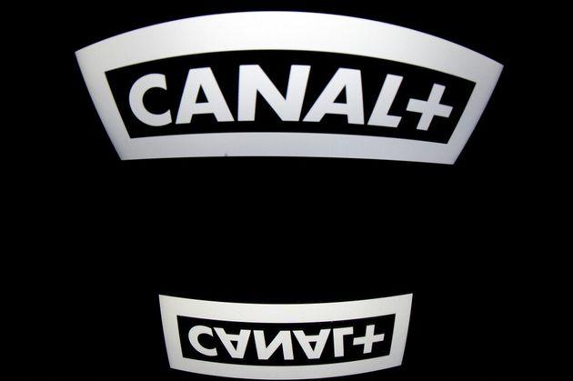 Le logo de Canal+, le 2 décembre