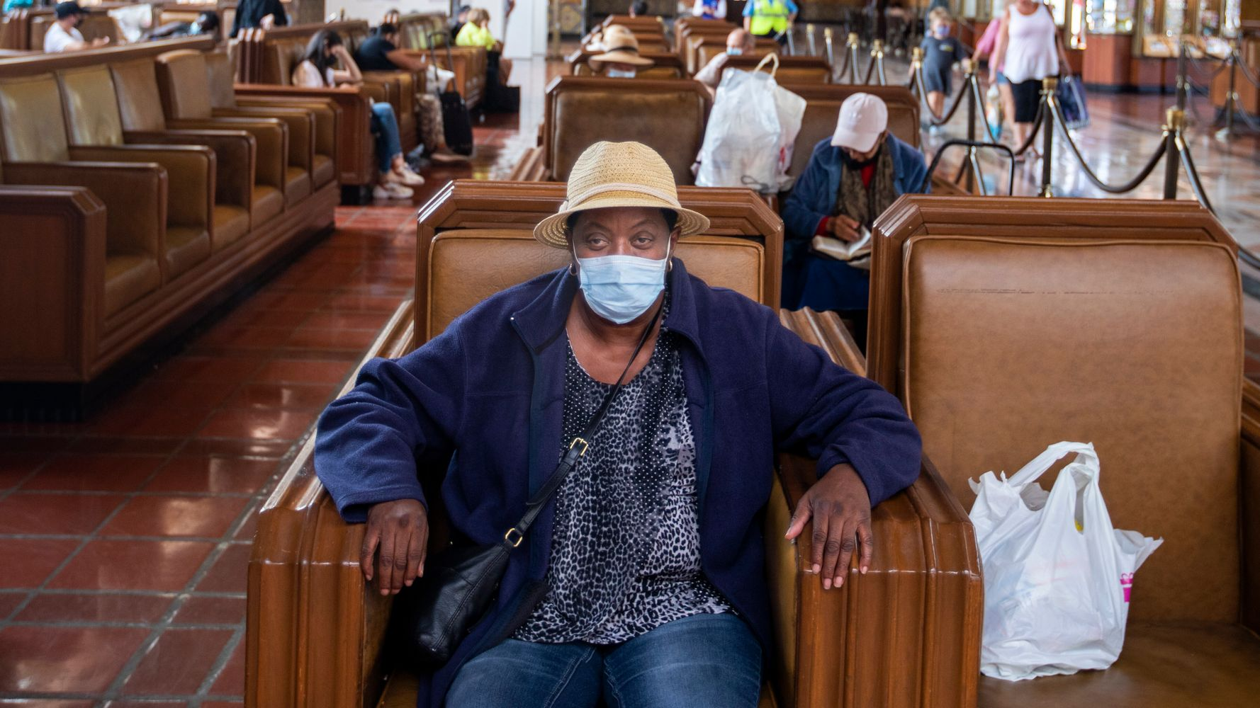 LA County To Require Masks Indoors For All As Delta Strain Of COVID-19 Surges