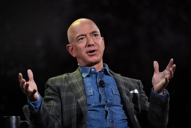 Jeff Bezos, fundador de