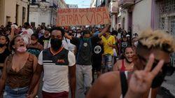 ¿Pueden las manifestaciones de Cuba forzar un cambio de