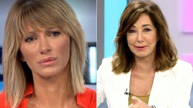 Susanna Griso y Ana Rosa