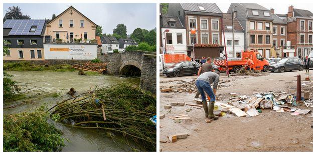 Alluvioni in Germania e