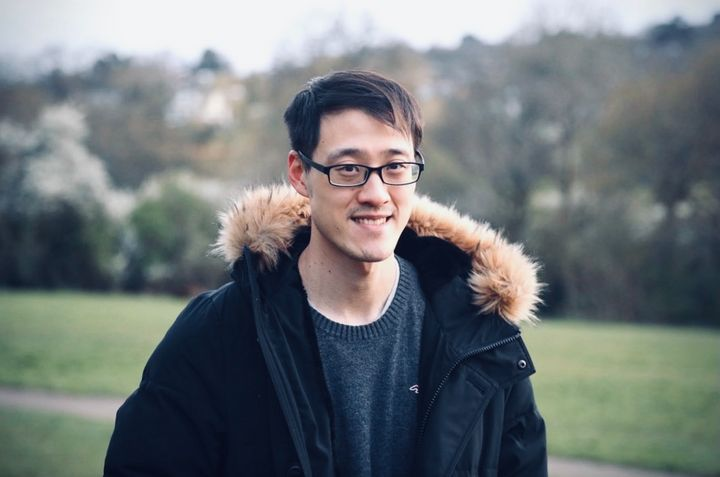Johnny Luk is nervous about returning to the UK, just as England unlocks.