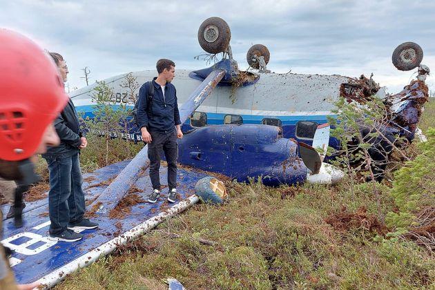 Ρωσία: Θρίλερ με αεροσκάφος που εξαφανίστηκε από τα ραντάρ και βρέθηκε