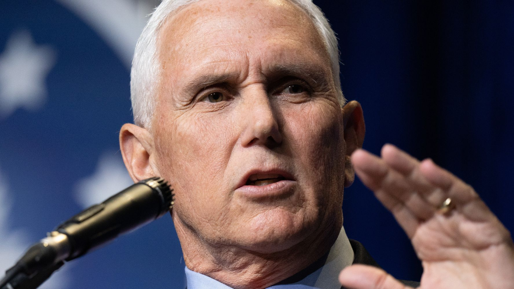 Pence rejected the secret service plan to leave the Capitol for fear of an interruption of the electoral voting duty