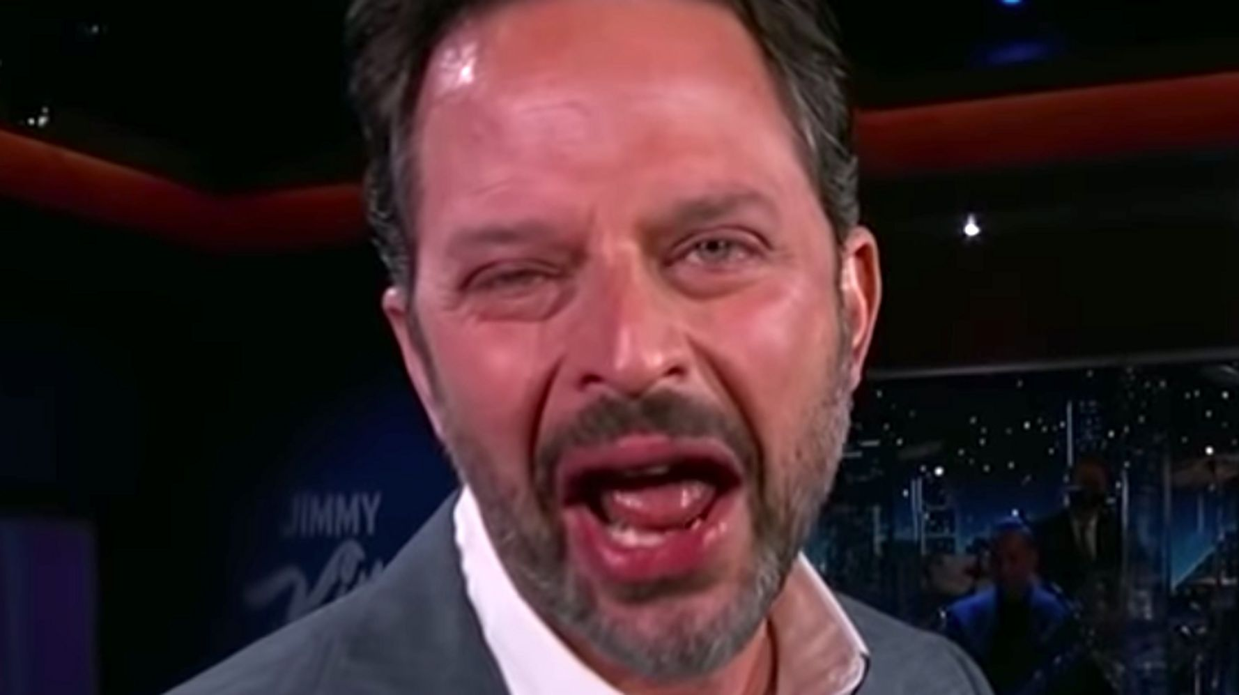 Nick Kroll Hilariously Nails Right-Wing Freakout Over 'Snowflake' Shark Talk
