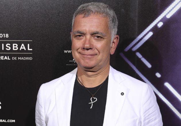 Juan Ramón Lucas, en