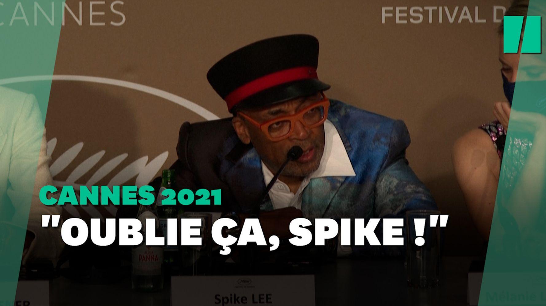 Festival de Cannes 2021: Spike Lee revient sur sa gaffe à Cannes